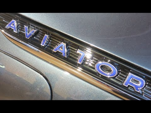 Lincoln 2020 Aviator Montage