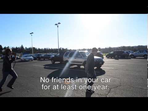 Hall High School - Fifth Place 2013 DMV Teen Safe Driving Video Contest