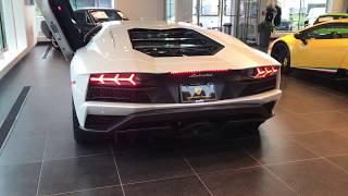 2018 Aventador S Review