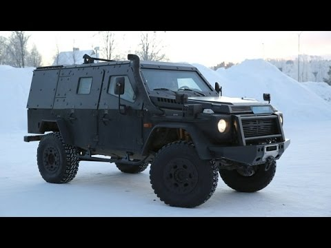 G Class For Sale >> Bullet proof LAPV Mercedes-Benz G-class - YouTube