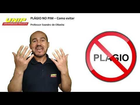 PLÁGIO no PIM