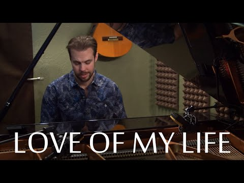 Love of my Life - Michael W. Smith/Jim Brickman - Chris Rupp (Unplugged Video)
