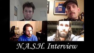 N.A.S.H. ( Guitars 4 Vets ) interview by Michael Nagy