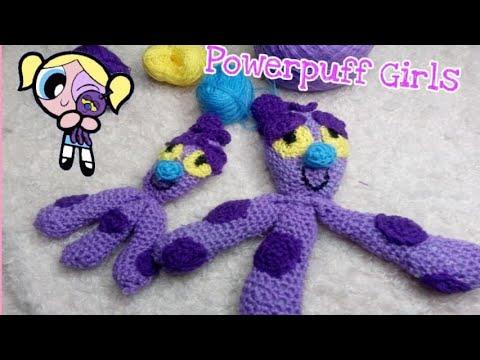 Rainbow Loom Powerpuff Girls - Blossom Action Figure/Charm ... | 360x480