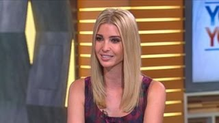 Ivanka Trump Full Interview on Trump