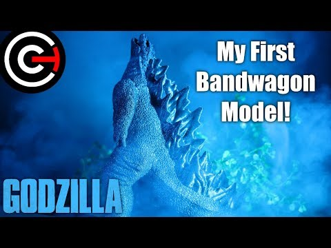 3D Printing Godzilla - Prints With No Supports!
