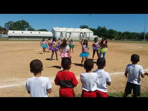 Baile despacito dance 4 to escuela bolivar pagan(2)
