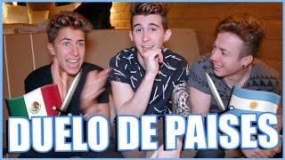 DUELO DE PAÍSES (ft. Juanpa Zurita, Lucas Castel, Julian Serrano)