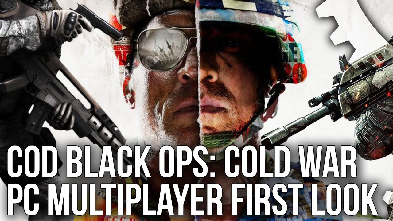 Call of Duty: Black Ops Cold War - PC Max Settings - A First Look At Next-Gen Multiplayer Visuals?