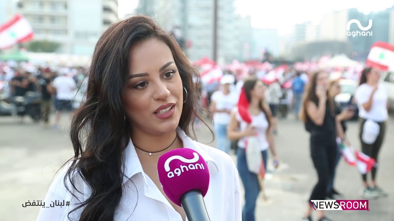 سينتيا مكرزل: لن نهاجر خارج لبنان.. والانتخابات المقبلة سوف تنقذنا من الدمار المتواصل!