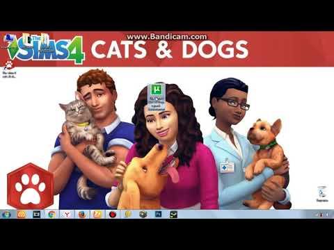 Где скачать The Sims 4: Cats & Dogs на PC через торрент   Полная версия
