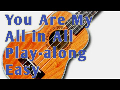 You Are My All In All Chords Choice Image Finger Placement Guitar