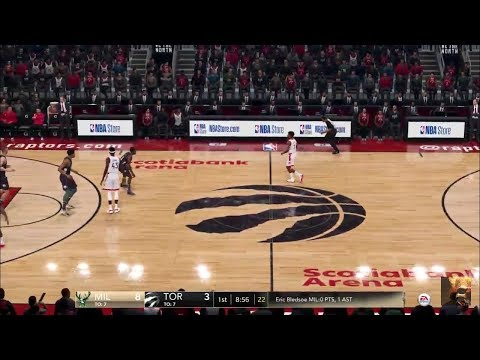 NBA LIVE 19 MILWAUKEE BUCKS Vs TORONTO RAPTORS GAME 6 LIVE STREAM