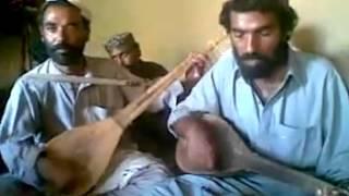 Sabaz Ali Bugti  singing  a Balochi song