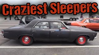 The 5 Craziest Sleeper Cars on the Internet!
