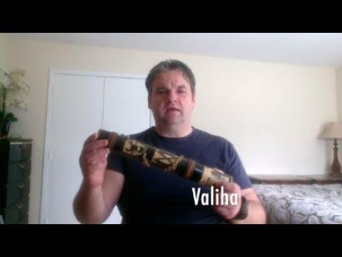 Valiha Madagascar Bamboo Harp String Instrument