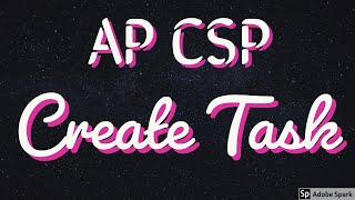 AP CSP için rehberlik Görev Oluşturma