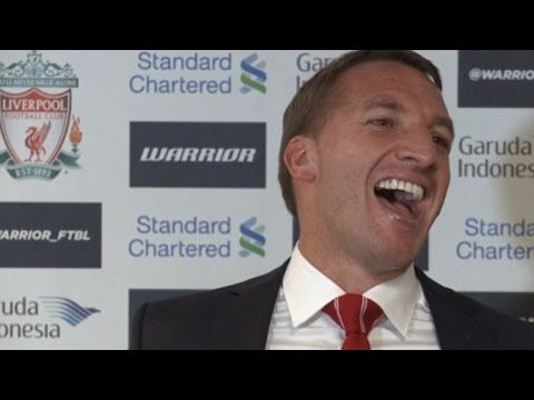 Brendan Rodgers Shares Emotional Text From Luis Suarez
