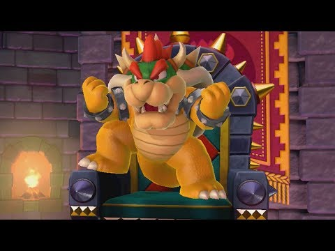 Mario Party 10 - Bowser Challenge