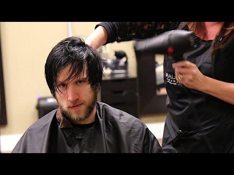 MCJUGGERNUGGETS DYES HIS HAIR BLACK!