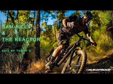 Sam Hill & The Reactor: Trail Hooligan