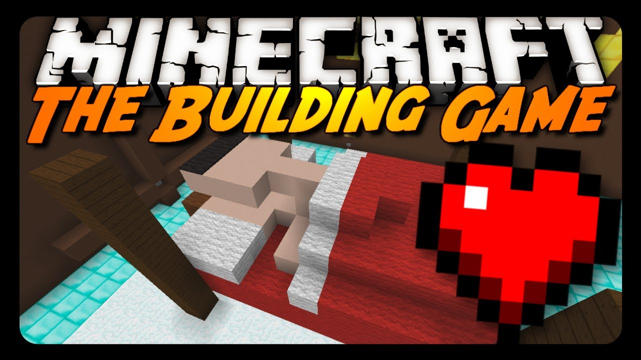 Minecraft dirty valentines day uncut building game for What is needed to build a house