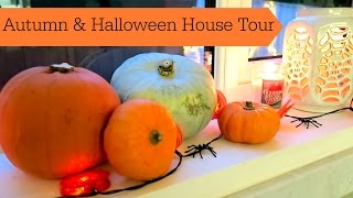 Autumn & Halloween House Tour