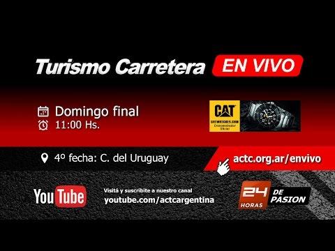 04-2017) C. del Uruguay: Domingo Series TC y Finales