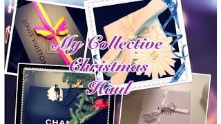 Christmas Collective Haul 2014   Part 1 Thumbnail