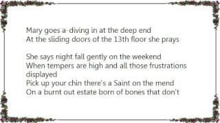 Cherry Ghost - Mary on the Mend Lyrics