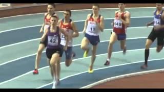 Бег 800м метров м. ФИНАЛ . Чемпионат России