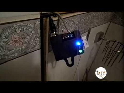 WIFI интерфейс для водосчетчиков
