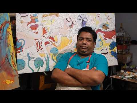 Interview At Home At Lockdown Period By Subrata Ghosh