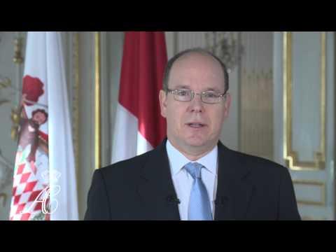 Le prince Albert II de Monaco remercie Dieu pour la naissance de ses enfants - RTL - RTL