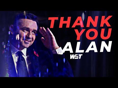 Alan 𝘼𝙉𝙂𝙇𝙀𝙎 McManus   Snooker Stalwart