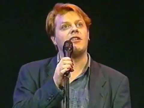 Eddie Izzard  Live at the Ambassadors 1993