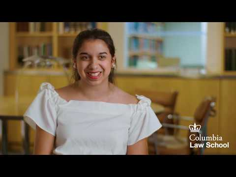 The Columbia Law Experience: One Semester In