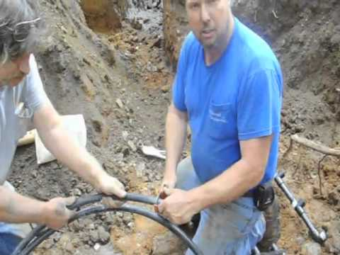 Geothermal Heating and Cooling Loop Installation from Geothermal by Design