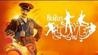 Video Beatles Love - Cirque Du Soleil Mirage Las Vegas - BBC Review & Interview download MP3, 3GP, MP4, WEBM, AVI, FLV Agustus 2018