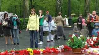 9 мая 2012 Измайловский парк Часть 2...