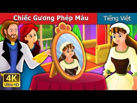 Chiếc Gương Phép Màu  Chuyen co tich  Truyện cổ tích việt nam