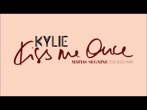 Kylie Minogue - Kiss Me Once (Matias Segnini Extended Mix)