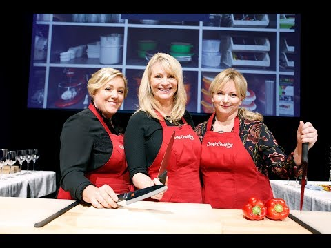 Cook's Country Shares Knife Skills at KQED Studios
