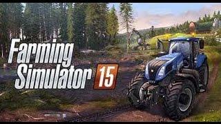 Обзор игры Farming Simulator 2015.