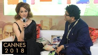 Cannes 2018 : Kangana Ranaut Supports On Giving A Hit With Female Lead In Films