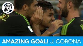 Amazing Goal - Jesús Corona (Mexico) vs. Honduras