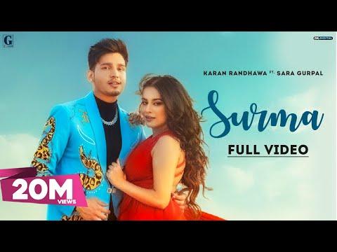 Surma : Karan Randhawa (Official Video) Rav Dhillon   New Punjabi Songs 2021   GK Digital   Geet MP3