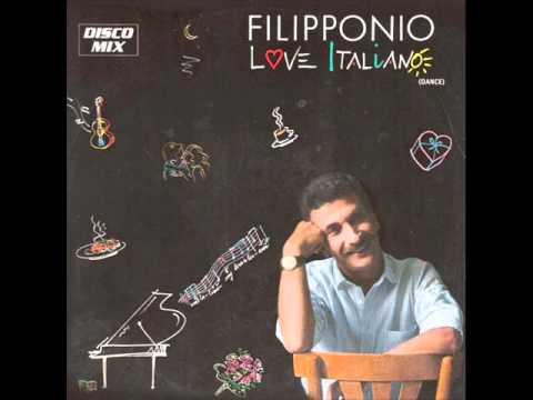 Filipponio - Love Italiano