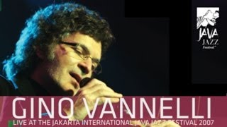 "Gino Vannelli ""Wild Horses"" Live at Java Jazz Festival 2007"