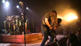 Aggression- The Frozen Aggressor Live at AMF 2015